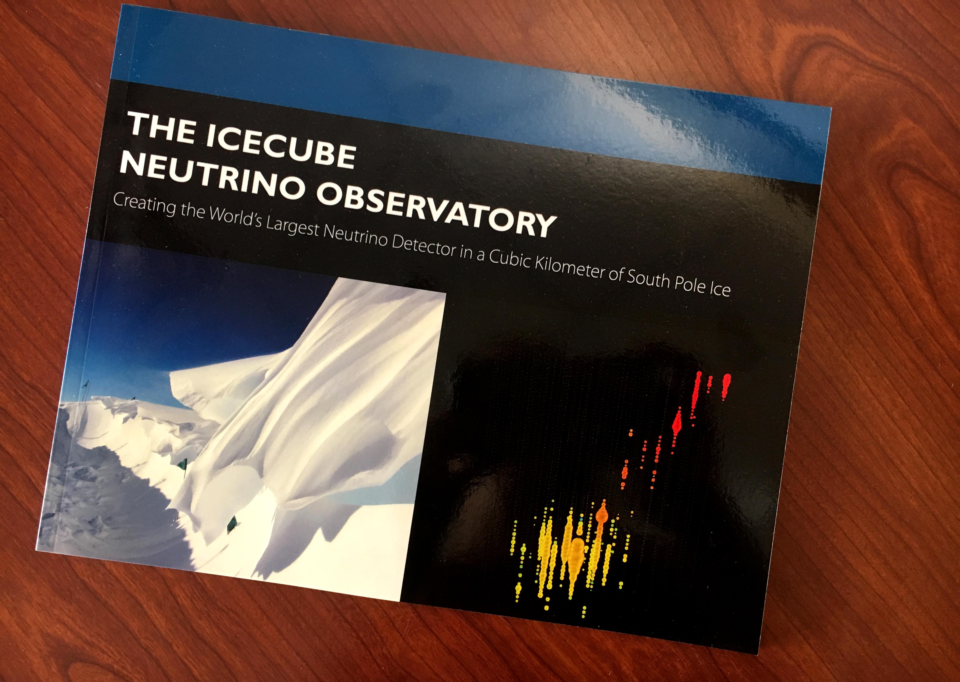 IceCube StoreIcecube Neutrino Observatory White Book